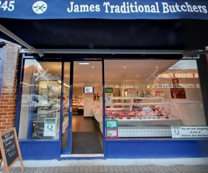 James of Shepperton (Butchers)