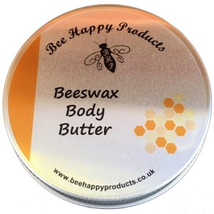Beeswax Body Butter - 60gms